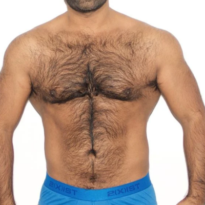 HairyMuscleIndian